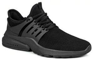 Feetmat Men's Non Slip Mesh Sneakers Anti-Skid Free running shoe