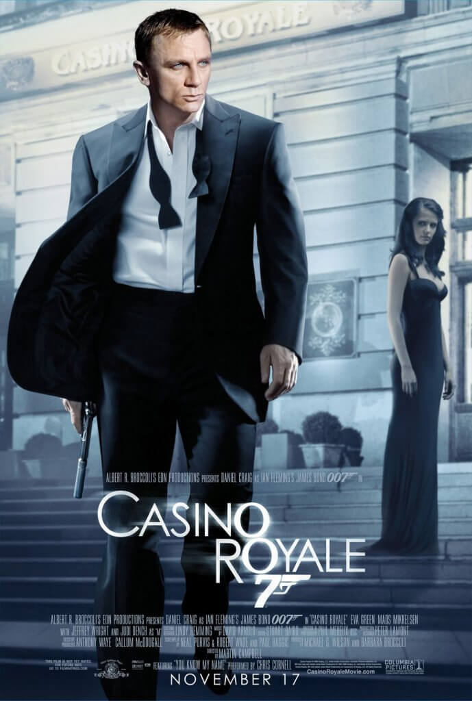 Casino Royale Parkour Movie