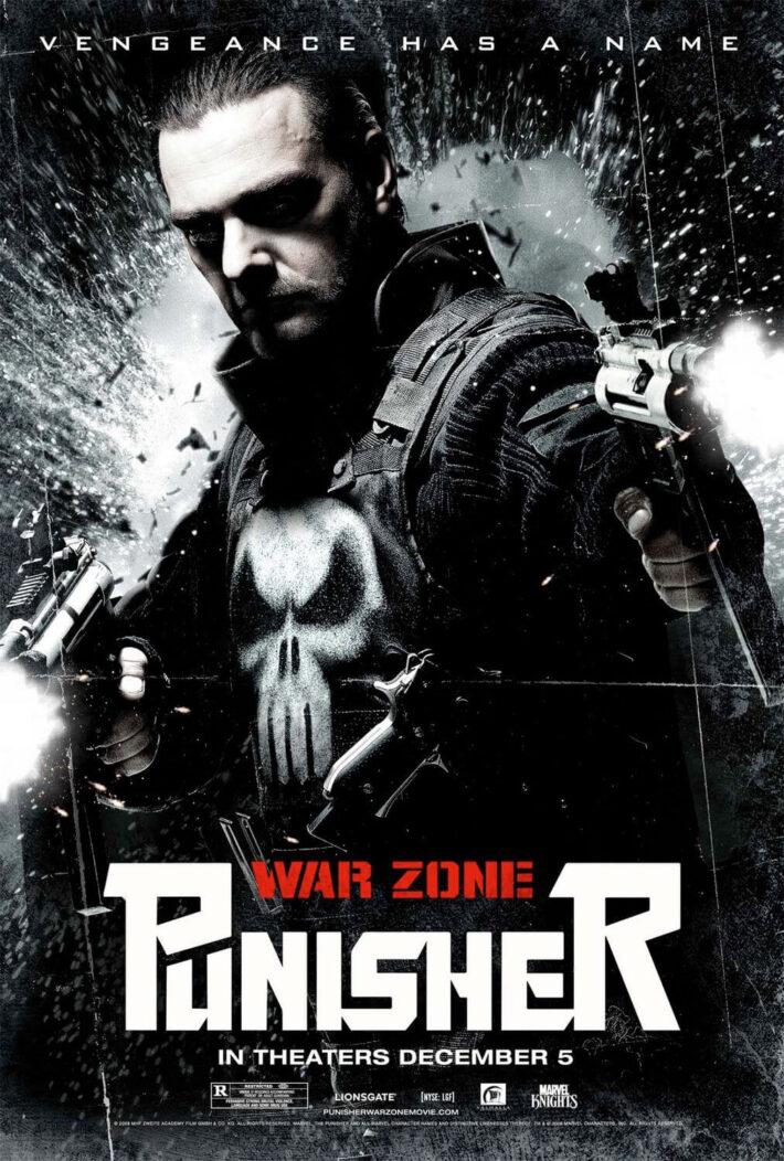 Punisher War Zone