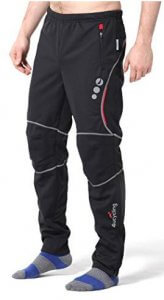 4ucycling Windproof Athletic Pants