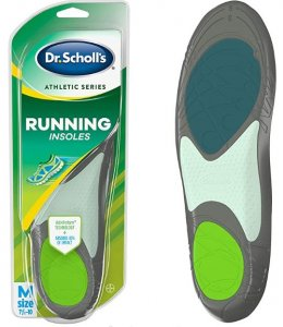 Dr. Scholl's RUNNING Insoles for Wide Shoe