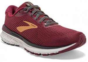 Brooks Adrenaline GTS 20 Female Running shoe for Flat Feet
