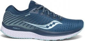 Saucony Guide 13 Best shoes for flat-footed Runners
