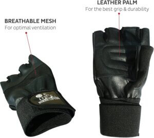 Nordic - Climbing Gloves for Parkour