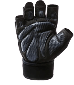 Padded Parkour Gloves