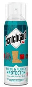 Scotchgard - Best Shoe Protector Spray for Suede