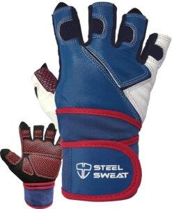 Steel Sweat - Bouldering Gloves