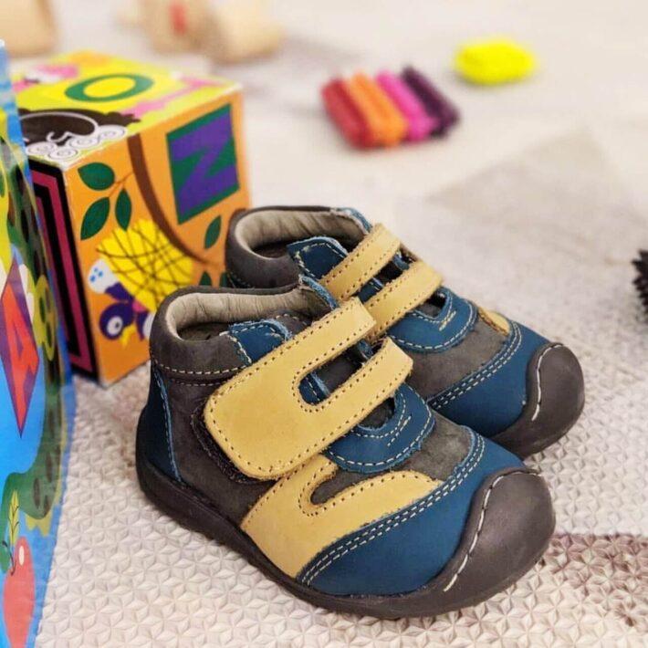 Wobbly Waddlers Urban Logan Toddler Boy Boots
