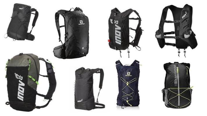 running backpack shoulder straps