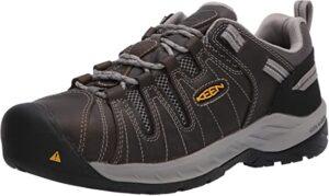 Low Steel Toe Non-Slip Work Shoe