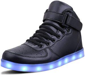 WONZOM LED Light Up Shoes USB